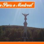 De Paris à Rio... via Montréal (Part1)