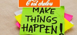 Changer de vie : Il se passe un truc bizarre…