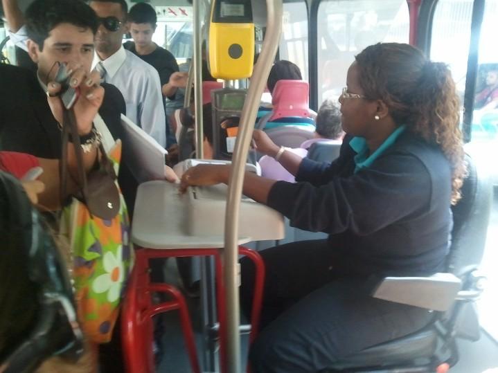 Il n'y a pas de fraudes dans les bus
