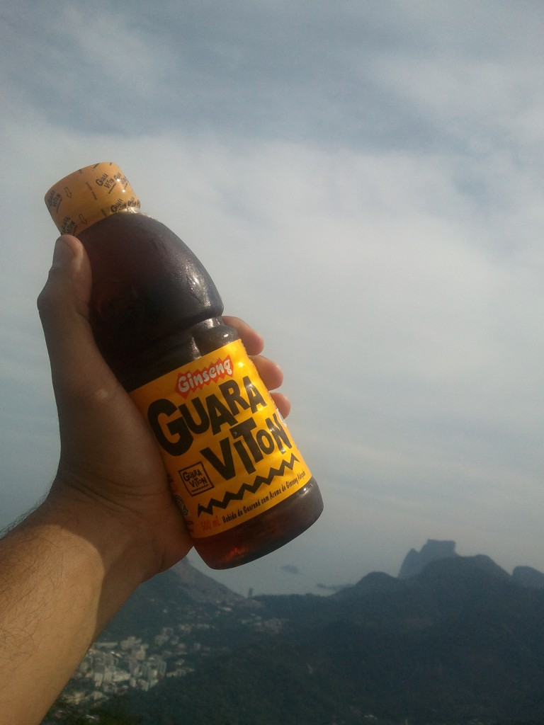 Guarana en boisson