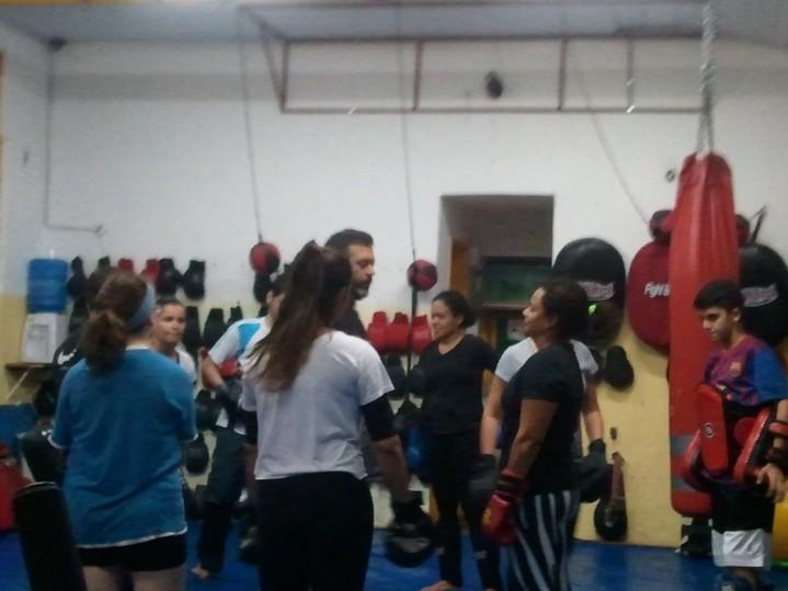 Cours de Muay Thai