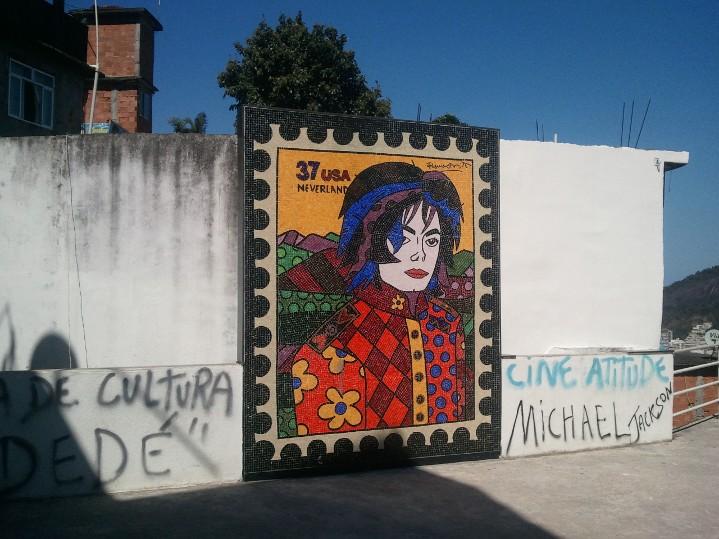 L'hommage à Michael Jackson 1