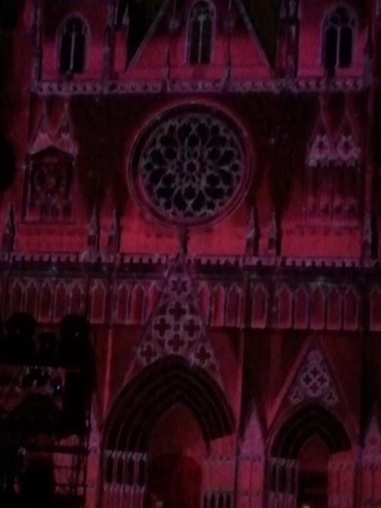 St Jean - Fête des lumières Lyon 2012