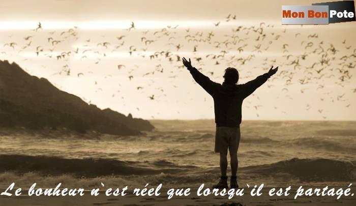 Citations Into the wild, répliques into the wild, changer de vie, liberté, l'envie de liberté, envie de voyager, voyager seul, partir seul à l'étranger, citations pour changer de vie, changement de vie, le bonheur n'est réel que lorsqu'il est partagé