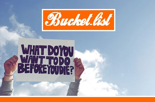 Bilan de ma Bucket-list / Life-list : un an après