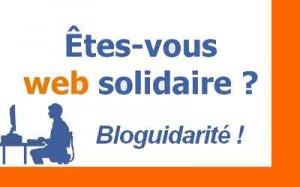 Changer de vie avec son blog, web solidaire, bloguidarite
