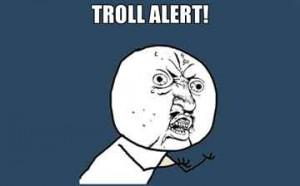 Mauvaises interprétations : blogueurs contre blogueurs, trolls d'internet