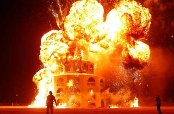 7 choses à faire à Las Vegas à ajouter sur votre Bucket List, aller au Burning-Man