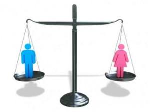 Derrière chaque grand homme se cache une femme ? égalité homme femme, discrimination homme femme