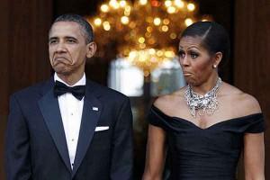 Derrière chaque grand homme se cache une femme ? anecdote obama, couple obama marrante