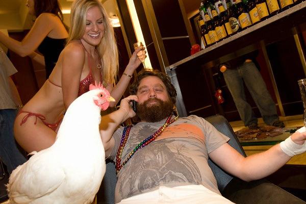 7 choses à faire à Las Vegas à ajouter sur votre Bucket List, very bad trip, poulet las vegas