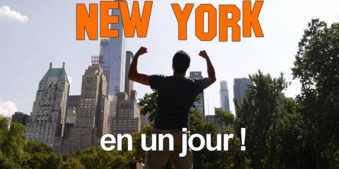 Un aller/retour pour visiter New York (Concours inside) en mode East Coast