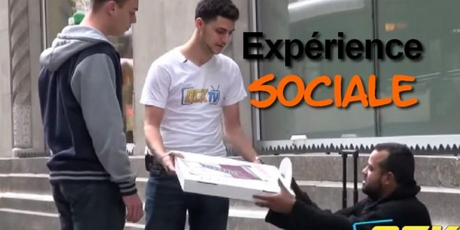 Expérience sociale : La vidéo qui fait lâcher une larme