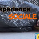 expérience sociale OCK, enfant dans la rue, enfant sdf