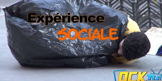 Expérience sociale : l'enfant SDF frigorifié… Prenez un mouchoir avec vous !