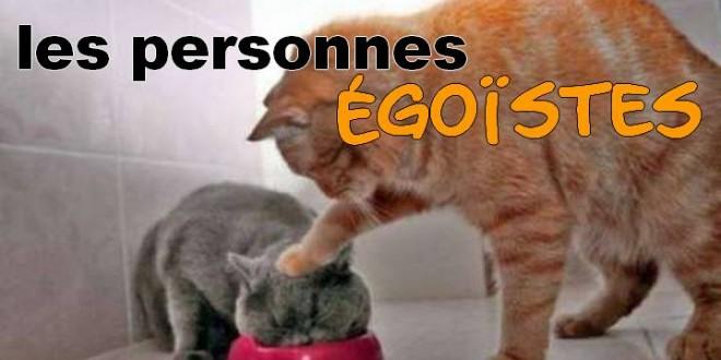 10 manières d'identifier les personnes égoïstes : Fuyez pauvres fous !