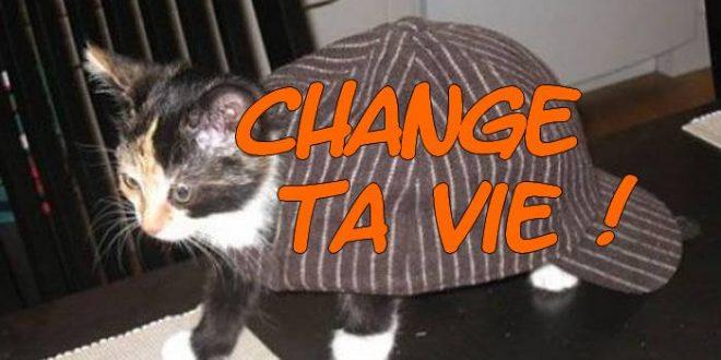 Mets une casquette pour changer ta vie !