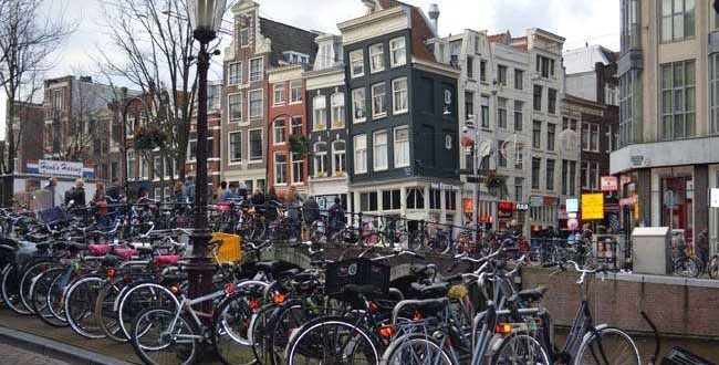 Résumé de mon séjour à Amsterdam
